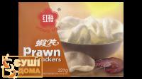 Рисові чіпси зі смаком креветок 227г