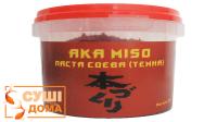 """Соєва паста темна """"Aka Miso"""" 250г"""