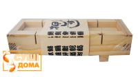 Формовка дерев'яна для пресованих суші